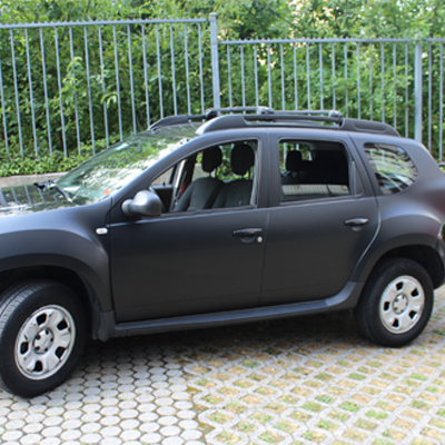 car wrap DACIA DUSTER
