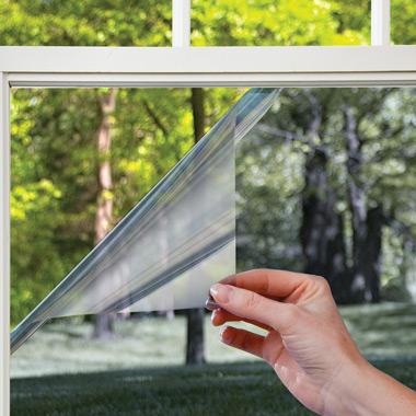 Pellicole per vetri